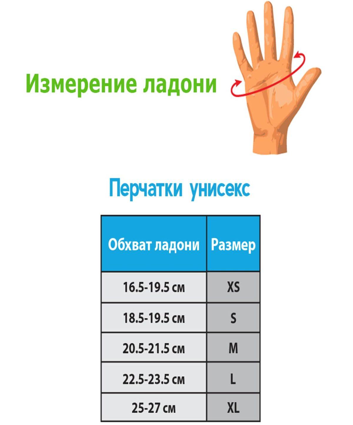 STARFIT перчатки д/фитнеса  SU-126: серый - 7