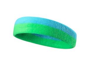 SPRINTER Повязка на голову  HT-102: чёрный/синий - 1