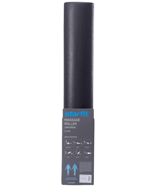 STARFIT Ролик массажный средняя жесткость 15*90 см  FA-520 - 6