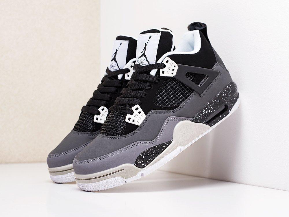 NIKE Кроссовки  баскетбольные Air Jordan 4 Retro  758 - 1