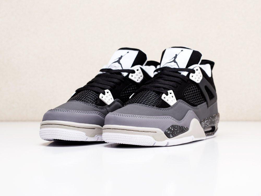 NIKE Кроссовки  баскетбольные Air Jordan 4 Retro  758 - 2