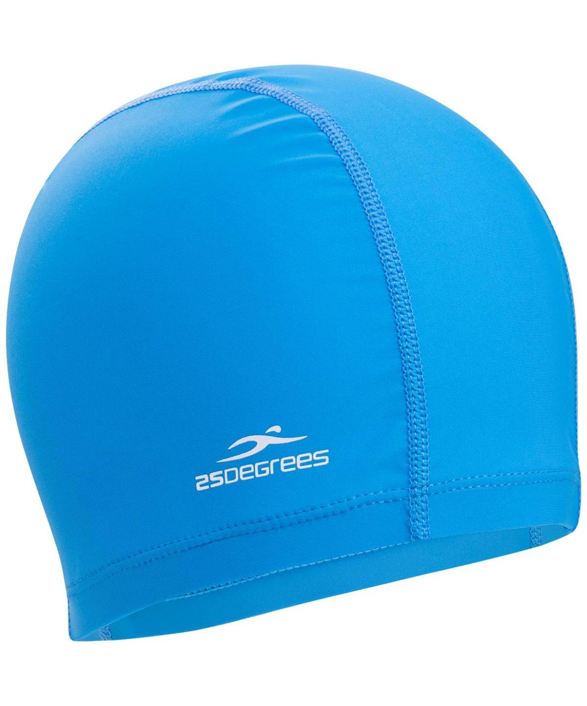 25DEGREES Шапочка для плавания Comfo, полиэстер  25D21001A: голубой - 2