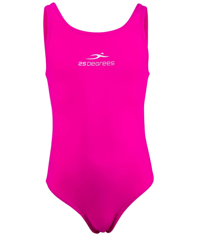 25DEGREES Купальник для плавания Zina, полиамид, детский  25D21001K: розовый - 1