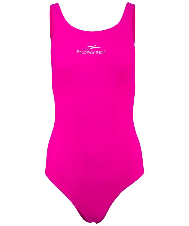 25DEGREES Купальник для плавания Zina, полиамид  25D21001A: розовый - 1
