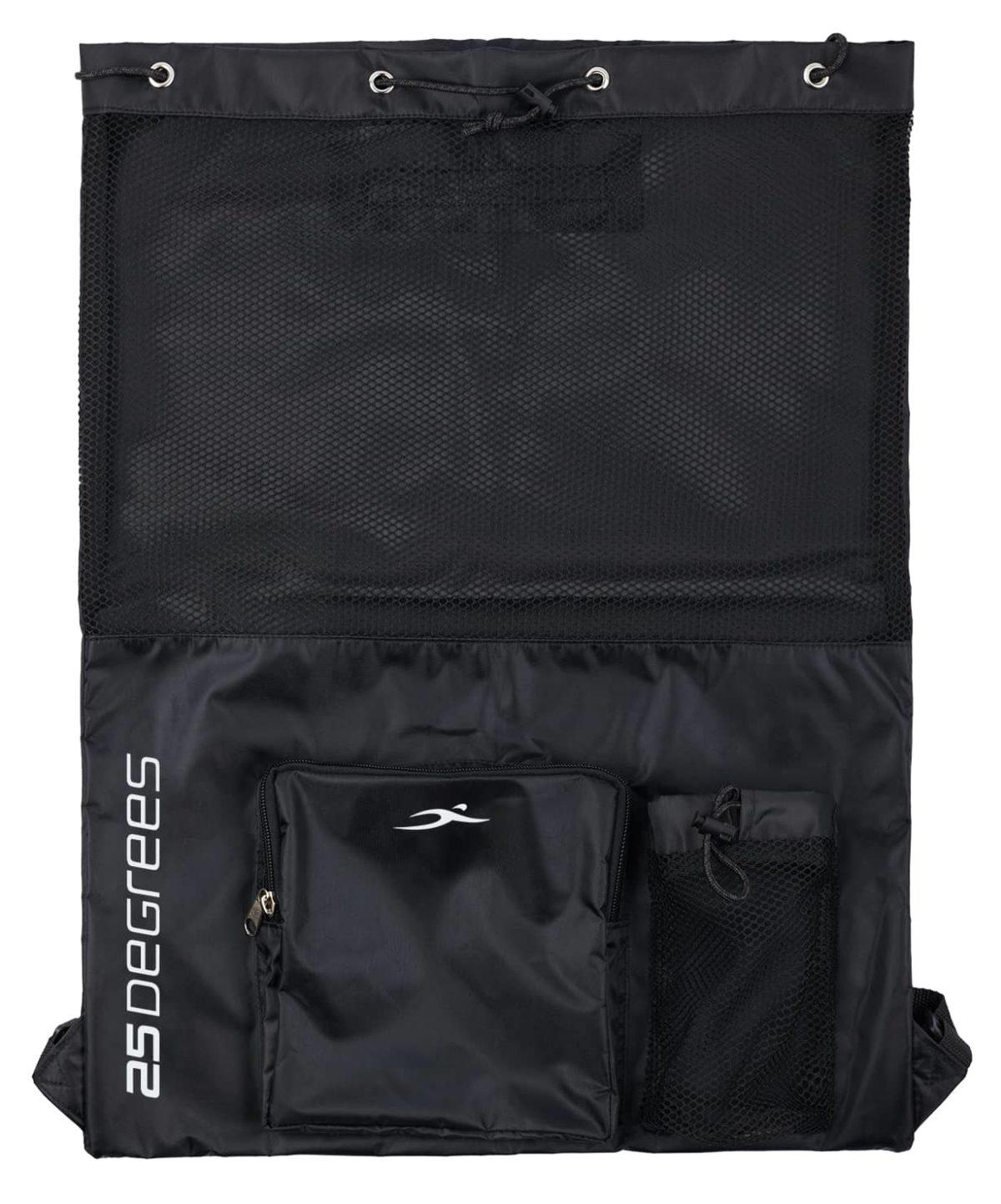 25DEGREES Рюкзак Maxpack  25D21015: чёрный - 1