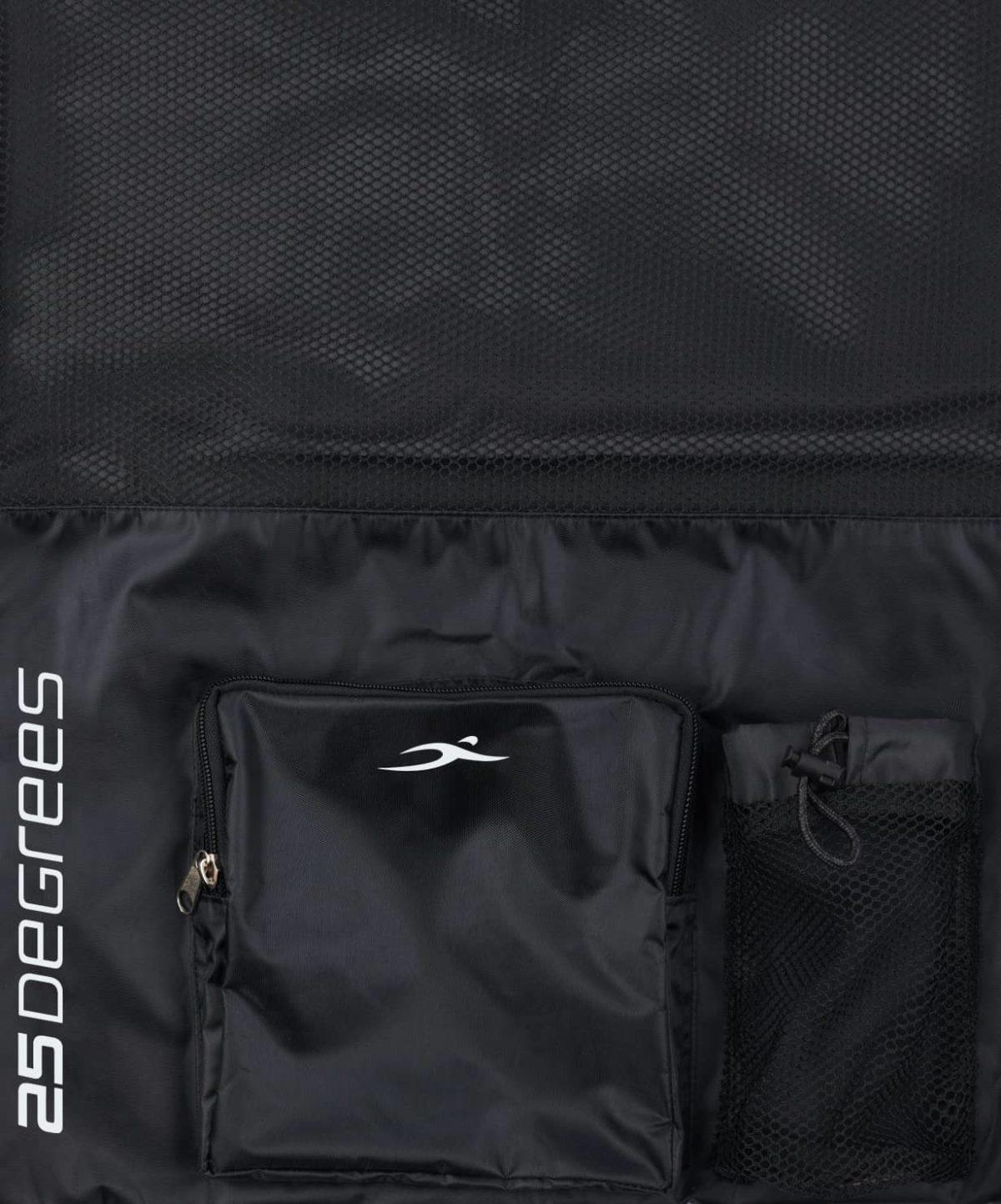 25DEGREES Рюкзак Maxpack  25D21015: чёрный - 3
