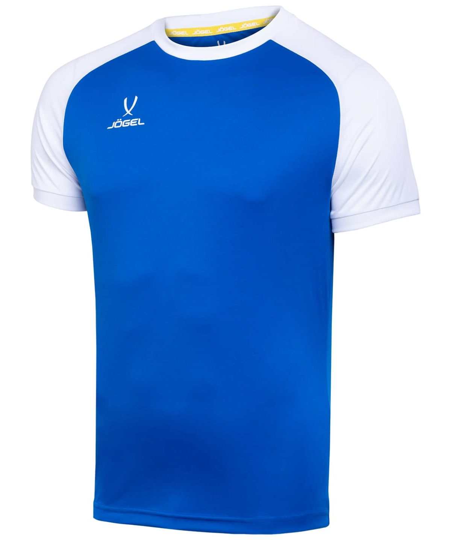 JOGEL CAMP Reglan футболка футбольная, синий/белый  JFT-1021-071 - 1