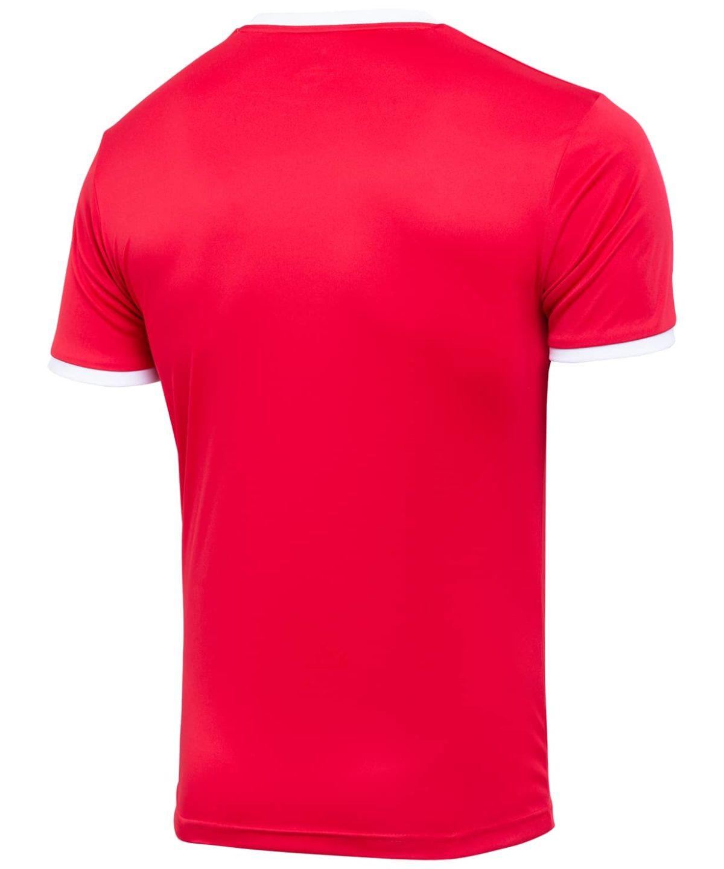 JOGEL CAMP Origin футболка футбольная, красный/белый  JFT-1020-021 - 2