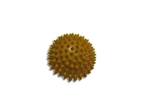 SPRINTER Мяч массажный 10 см  07100: жёлтый - 1