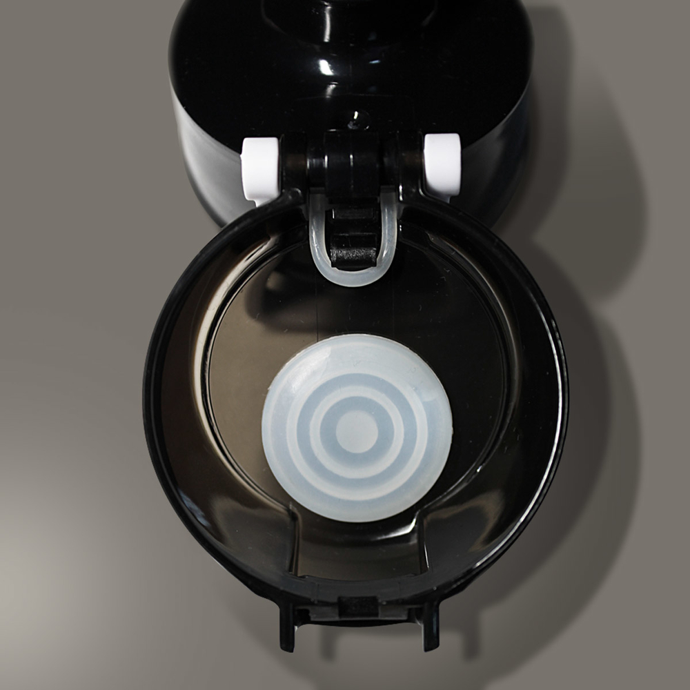 BE FIRST Бутыл. д/воды 600 мл  TS1369: чёрный - 5